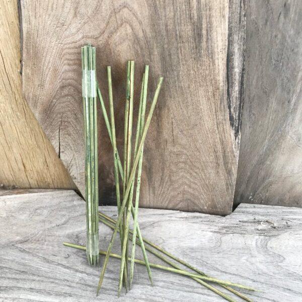 Blompinnar i trä, 25 cm långa