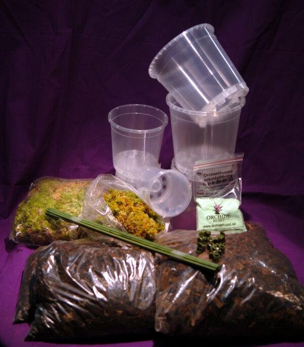 Mellan-omplanteringspaket