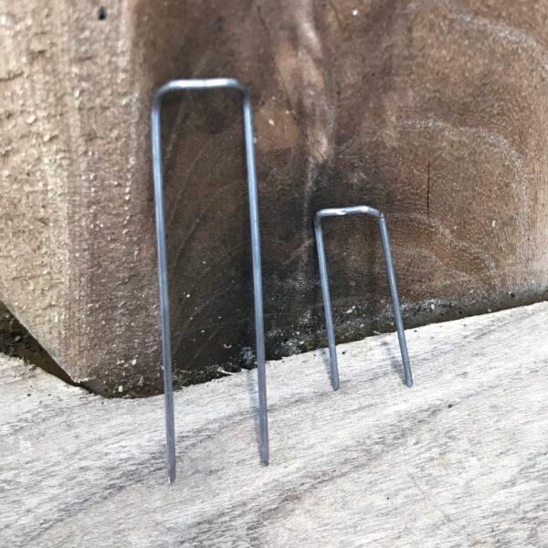 Mosstock stift, två storlekar
