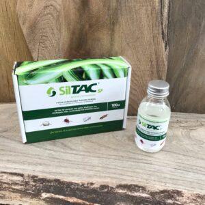 SilTAC SF, flaska och förvaringsbox